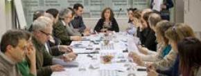 Reunión de la Comisión Interdepartamental de Juventud