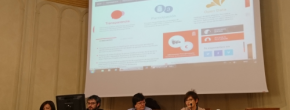 Mesa presentación Presupuestos de Navarra