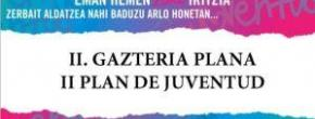 II Plan Foral de Juventud 2016-2019
