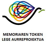 Memoriaren Tokien Lege Aurreproiektua