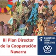 III Plan Director de la Cooperación Navarra
