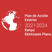 2021-2024 Kanpo Ekintzaren Plana